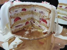 Base inglese per torte sostenute: Madeira Cake