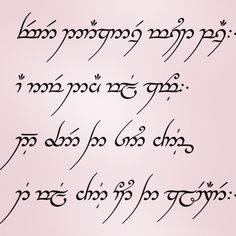 Sindarin Elvish 'even darkness must pass, a new day will come. And when the sun shines, it will shine out the clearer'