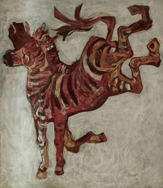 Zebra no4 oil paiting with wild animal #painting #animals #artwork #zebra