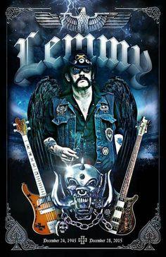 Motörhead, Lemmy Kilmister
