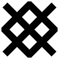 Gungnir: Symbol of Odin's Spear that always hits its mark, and always returns to his hand.