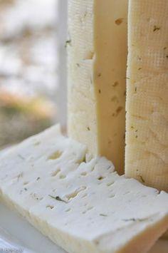 homemade dill Havarti Homemade Cheese, How To Make Cheese, Denmark, Feta, Europe