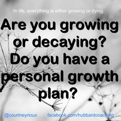 What's your growth plan?  Growth=Fulfillment