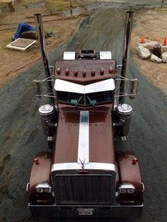 If my cowboy were to drive a truck, this one would definitly be it.