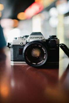 Love any camera that has this old vintage look about. So pretty *___*