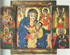 ethiopian orthodox tewahedo art - Google Search