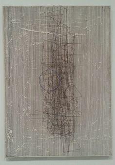 """Vibración Metálica"". Jesús Soto.Exposición""La Invención Concreta"". Colección Patricia Phelps. Museo Reina Sofía. Madrid #ArteContemporáneo #ContemporaryArt #Art #Arte #Arterecord 2013 https://twitter.com/arterecord"