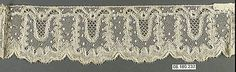 Early 19th century French bobbin lace