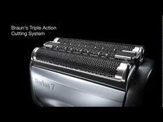 Rasoir électrique Braun Series 7-760: Test et Code Promo