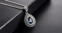 #jewelry#pendants#pendant#necklaces#necklace#silver#925#925silver#GoldenAir#stone