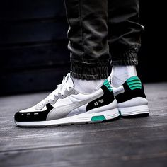 """April in store + online 01 more info online ( link in bio ) is part of Sneakers - April in store + online 01 more…"""" Puma Sneakers Shoes, Mens Puma Shoes, Mens Shoes Boots, Sneakers Mode, Best Sneakers, Pumas Shoes, Sneakers Fashion, Nike Shoes, Fashion Shoes"""