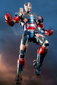 Iron American