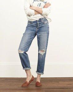 Womens Jeans   Abercrombie.com