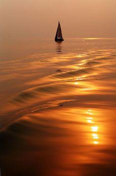 sun and sea....