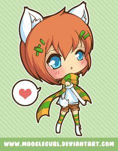 CM: Yuki OC by MoogleGurl.deviantart.com on @deviantART