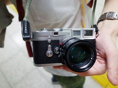 """tokyo-camera-style: """"Ueno Station Leica M3 with 50mm f1.4 Summilux lens """""""