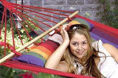 Hammock & Pillow (Large Size) Eco-friendly Materials by Bliss Hammocks