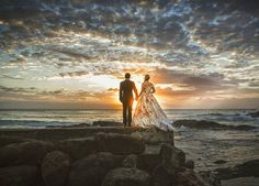 WOW!! My beautiful bride Ash and her husband! ..watching the amazing sunrise at snapper rocks before their wedding day! Photography by @studiobluetulip   A bright and early start to style her hair!!   #hairicome_ #bride #love #inlove #amazing #sunrise #bridetobe #weddinginspiration #specialday #weddingday #wedding #snapperrocks #morning #morningwedding #sunrisewedding #beautifulbride #weddingstyle #photography #photographer #weddingphotography #goldcoastbride #goldcoastweddings #australia…
