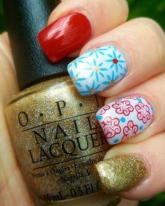 @opi_products @opinailsuk @opiaustralia #nailpolishobsession #nailart #nailstamping #MoYou #nailpolish #nailglamour