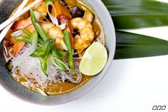 Got a craving for Laksa? We've got a way you can cook your very own nourishing bowl in just 20 minutes...