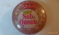 ID Badge Holder for Neb Queen by 2CuteBadges on Etsy, $9.00