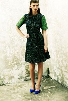 Preen by Thornton Bregazzi | Resort 2013 Collection | Vogue Runway