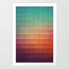 cyvyryng Art Print by Spires - $20.00