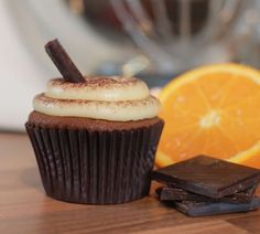 choc-orange-cupcake