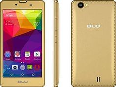 "BLU Neo X - 5.0"" Smartphone - US GSM Unlocked Cell Phone - Retail Packaging -(Gold)"