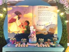 """Julia's """"My Great Big God"""" Inspired Party – Sweets Sleeping Tiger, Party Sweets, Pink Table, Party Themes, Party Ideas, Event Styling, 1st Birthday Parties, Wonderful Time, Eat Cake"""
