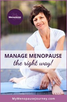 Manage menopause the best way you can by getting the right information! Understand yourself better and make every moment in your menopause journey count. Check out the article here: mymj.me/manage. Menopause Signs, Early Menopause, Post Menopause, Menopause Relief, Menopause Symptoms, Estrogen Dominance, Thyroid Problems, Alternative Therapies, Hormone Imbalance