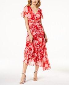 0654677c5fd8b Midi Dresses - White Midi Dresses & Black Midi Dresses - Macy's