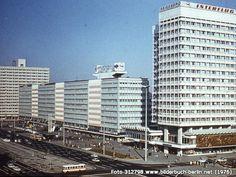 BautenamAlexanderplatz, Alexanderplatz, 10178 Berlin - Mitte (1976)