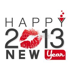 Happy 2013 New Year