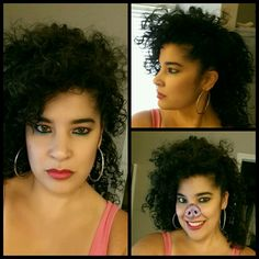 Wearing MAC Girl About Town while channeling Sheila E.