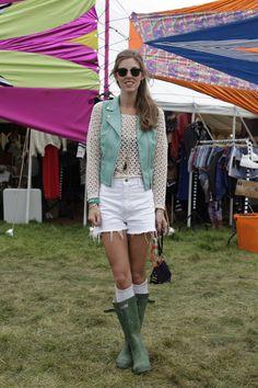 Wilderness Festival #festival #fashion