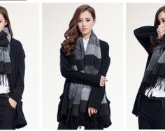 Ručne tkaný kašmírovo - bavlnený šál - vzor 02 Goth, Outfit, Style, Fashion, Gothic, Outfits, Swag, Moda, Fashion Styles