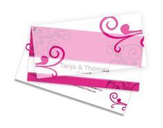 witzige+Hochzeitseinladung+-+Pink+Wedding
