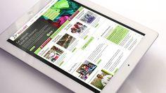 Site internet - Dr Vaillant Chalon - ZONALPHA   Studio de création Promotion, Site Internet, Document, Creations, Menu, Studio, Menu Board Design, Studios