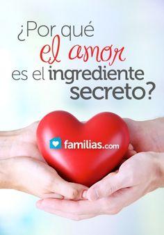 En este artículo te damos las razones por las cuales el amor es el ingrediente indispensable para que todo te salga bien y encuentres la felicidad. Cu...