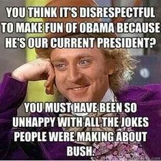 Jokes and Complaints About Presidents Have Been Around Forever....