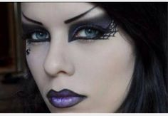 Makeup costume / maquillaje para disfraz