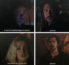 Bellamy 5x03 // 5X08 #The100