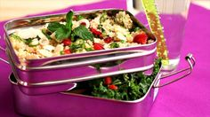 Gluten-Free Cranberry-Almond Quinoa Salad