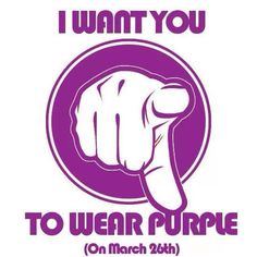 March 26 is Purple Day for Epilepsy! In memory of my daughter Jessica.a life seizures took far too soon. Purple Day, Purple Love, Epilepsy Awareness Day, What Makes Me Me, Seizures, True Stories, The Cure, Thoughts, Learning