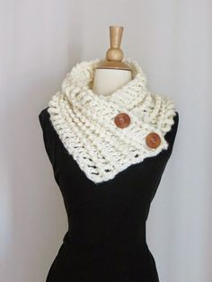 This is a quick and easy pattern made with chunky yarn, perfect for a last minute Christmas gift. I used less two skeins of Bernat Softee Chunky and was able to crochet one cowl in under two hours. Yo