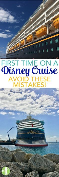 Planning your first Disney Cruise vacation? Don& make the same mistakes we did. Insider planning tips and secrets that every Disney Cruise Line newbie needs. Cruise Packing Tips, Cruise Travel, Cruise Vacation, Disney Vacations, Disney Trips, Disney Travel, Family Vacations, Family Travel, Packing Lists