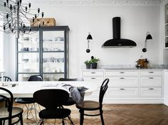 Proof Scandinavians May Have the World's Most Stylish Kitchens