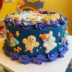 Funny Birthday Cakes, Pretty Birthday Cakes, Pretty Cakes, Cute Cakes, Yummy Cakes, Easy To Make Desserts, Cute Desserts, Cake Pops, Cute Baking