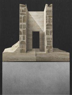 La Biennale di Venezia ULTRA ARCHITETTURA, DAVID VECCHI, MICHELA ROMANO, EMANUELA ORTOLANI, BENCHEKROUN, EMILIA ROSMINI